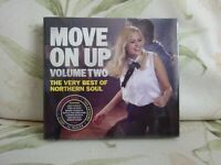 Move On Up Vol 2: The Very Best Of Northern Soul - New - Free uk postage