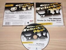 THE ULTIMATE SMOKE ON THE WATER SHOW CD - GUITAR WORLD RECORD / ZOUNDS in MINT
