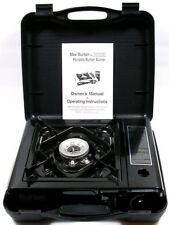 MAX BURTON Portable Butane Burner by Athena with Carrying Case and Instructions