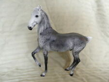 Breyer Horse Statue OOAK CM/Custom Marwari Dappled Gray