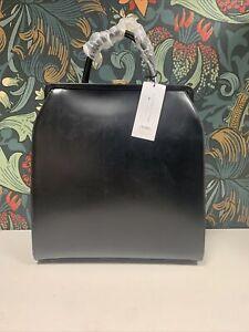 Lulu Guinness Med Eva Backpack Leather (M22)