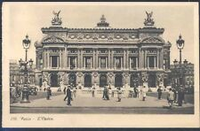 FRANCE PPC PARIS OPERA HOUSE MINT NEVER USED PICTURE POSTCARD