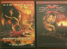 Xxx/Xxx: State of the Union (Dvd, 2012, 2-Disc)*Vin Diesel Ice Cube