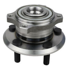 Wheel Hub and Bearing Assembly Rear for Chrysler Dodge Charger Magnum w/5Lugs