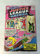 BRAVE and the BOLD #30 --- KEY ISSUE 3RD JUSTICE LEAGUE OF AMERICA, AMAZO, 1960