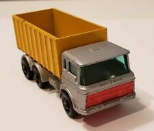 Matchbox No 47 Tipper Container Truck - 1969 - Made in England - Good Condition