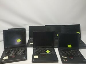 IBM Think Pad 7 To Choose From  T20 2647 390E 2626 2681 A21p 2628 A20m 2628