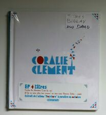 CORALIE CLEMENT - EP INEDIT - DUO DAHO - TITRES BIOLAY ♦ NEW // NEUF CD SINGLE ♦