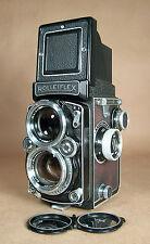 Rollei ROLLEIFLEX 2.8D Medium Format TLR Camera +Schneider Xenotar 2.8 D Lens!