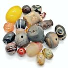 Authentic Antique Southeast Asian Agate Stone Beads DZI & Related Artifacts - B
