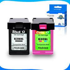 63 63XL Ink For HP Envy 4512 4513 4516 4520 4523 4522 OfficeJet 3830 4650 4654