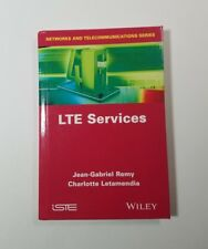 LTE Services Networks and Telecommunications Series 1st Edition Hardcover 2014