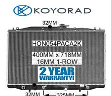HONDA ACCORD EURO CL 2003-2008 RADIATOR *GENUINE KOYORAD*