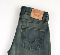 Levi's Strauss & Co Hommes 506 Jeans Jambe Droite Taille W33 L34 APZ736
