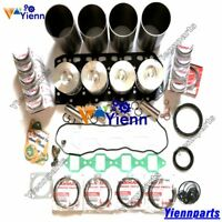 4TNV88 4D88E-5XAB 4D88E-6BPA Overhaul Rebuild Kit For Yanmar Komatsu engine Part