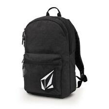 """Volcom """"Academy"""" Backpack (Vintage Black) Back Pack School Book Bag"""