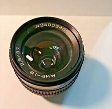 Mir 1B 37mm M42 F:2,8 Bokeh Ottimo su digitale Vintage Lens - senza tappi