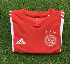 Ajax Adidas Home Football Shirt - 2015-16 - X-Large