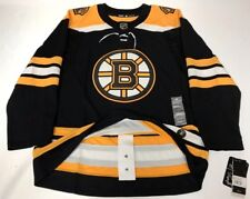BOSTON BRUINS size 50 = sz Medium - ADIDAS NHL HOCKEY JERSEY Climalite Authentic