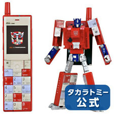 Makuake Limited AU Transformers Project Infobar Optimus Prime (n From Japan