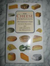 THE CHEESE COMPANION A CONNOISSEUR'S GUIDE BY JUDY RIDGWAY 1999 FIRST EDITION