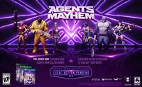 Deep Silver Agents of Mayhem (Xbox One)