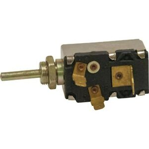 Light Switch For Ford/New Holland Industrial/Construction 340A; 1100-0981
