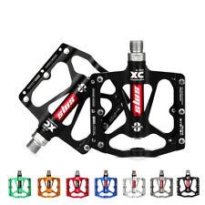 BIKEIN BMX Mountain Bicycle Pedals CNC 3 Sealed Bearings Flat Platform Anti-Slip