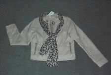 Rayon Petites Coats, Jackets & Vests for Women