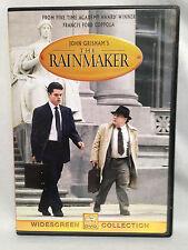 John Grisham's The Rainmaker (DVD, 1997) Widescreen, Matt Damon, Clair Danes