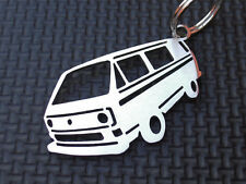 VW VANAGON T3 keyring 4WD TRANSPORTER WESTFALIA SYNCRO CAMPER BUS D T25 keychain