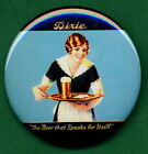 """Dixie STYLE Brewing RP *PIN* New Orleans Louisianna Beer Advertising """"Waitress"""""""