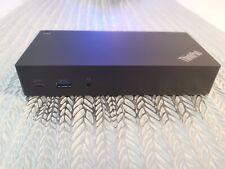 Lenovo 40A90090UK ThinkPad Usb-c Dock Docking Station