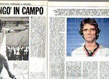 MA74-Clipping-ritaglio--1976 Domingo - Angelo Domenghini