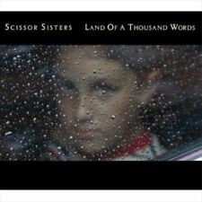Land Of A Thousand Words- Scissor Sisters - 2 Track CD