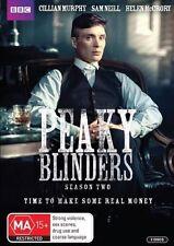 Peaky Blinders Season 2 DVD PAL Region 4 Aust Post