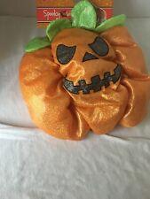Spooky village pumpkin pet costume (extra-small)