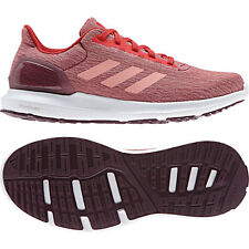 Adidas Cosmic 2 SL Women's Running Shoes Size 10 Light Burgundy Red S80660 NEW