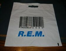 rare R.E.M. concert promo bag 1995 Monster Tour