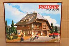 Vollmer 3791 Ho Escala Negro Forrest Casa Kit de Modelismo Np