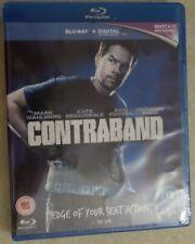 'Contraband' Blu-ray New Sealed Region Free