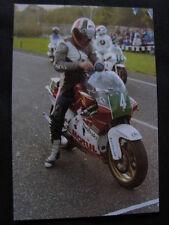 Photo Honda RS250 #4 Andre Stamsnijder (NED) ONK wegrace Heerlen 1987