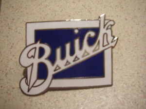 Buick  Vintage Radiator Badge /  Emblem