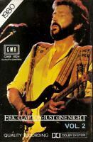 Eric Clapton... Just One Night.Vol 2..GMR Import Cassette Tape