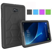Poetic TurtleSkin Case Sound-Amplification feature for Samsung Galaxy Tab A 10.1
