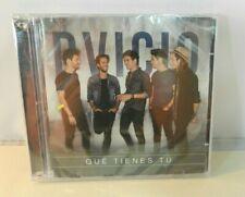DVICIO Que Tienes Tu (CD Sony Music 2017) Latin Music CD Sealed