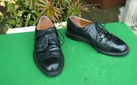 Vintage Rogers German Made Size 9 UK Leather Brogues