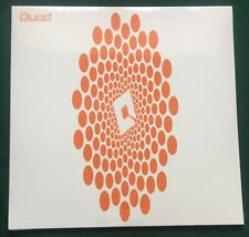 QUAD ~ German Sulatron 2017 Reissue LP Gary Ramon Sun Dial SEALED!