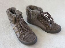 a523c76ca5d6f CHAUSSURES MONTANTES HIVER MARRON ♥ OKAIDI ♥ TAILLE 33 TTBE +++ ☺