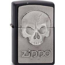 Pocket Zippo Lighters Skulls/Gothic Tobacciana & Smoking Supplies